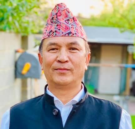 Purna Bahadur Nepali